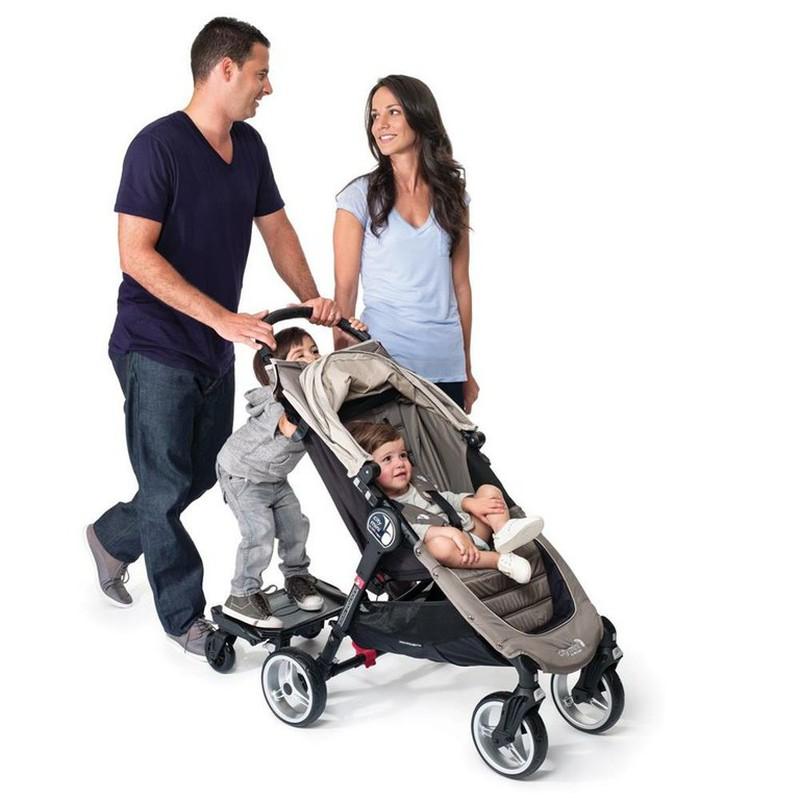 Baby Jogger City Mini 4 Duo